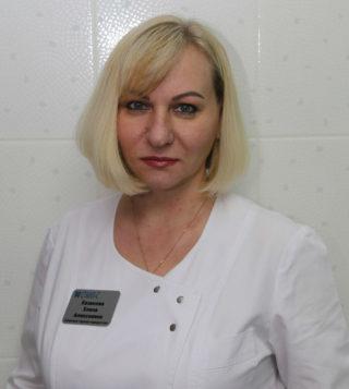 Казакова Елена Алексеевна стоматолог-терапевт-пародонтолог