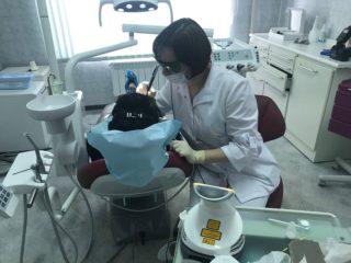 Стоматолог-терапевт Мурашова Ксения Александровна